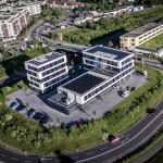Gebäude EB-GRUPPE Elektrotechnik Holzgerlingen