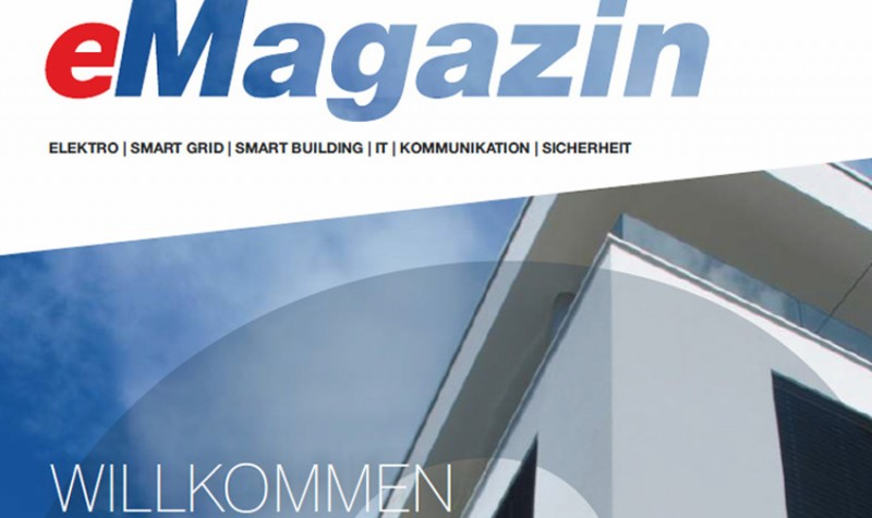 E-Magazin presse EB-GRUPPE Elektrotechnik Holzgerlingen