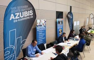 AZUBI-SPEEED-DATING AUF DER SCHÖNBUCHLICHTUNG